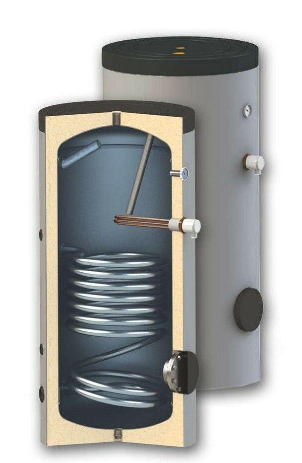 Hygienespeicher  500 Liter inkl. 1 Wärmetauscher