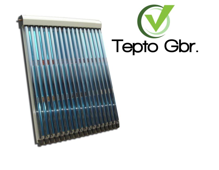 Sunpower Röhrenkollektor 3,3m²