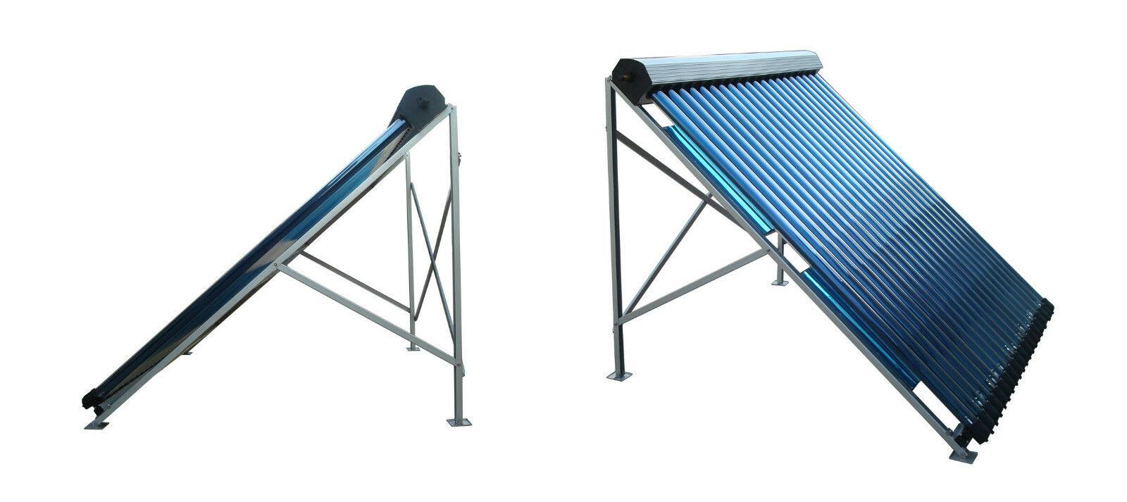 Blueclean Solaranlage 7,22m² mit 600 Liter Hygienespeicher
