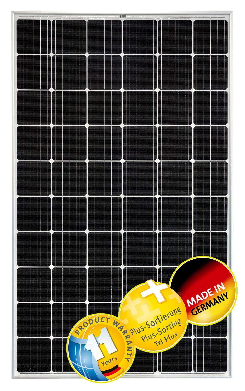 325W SOLARPANEL SOLARMODUL PHOTOVOLTAIK MODUL SOLARZELLE MONOKRISTALLIN SOLAR