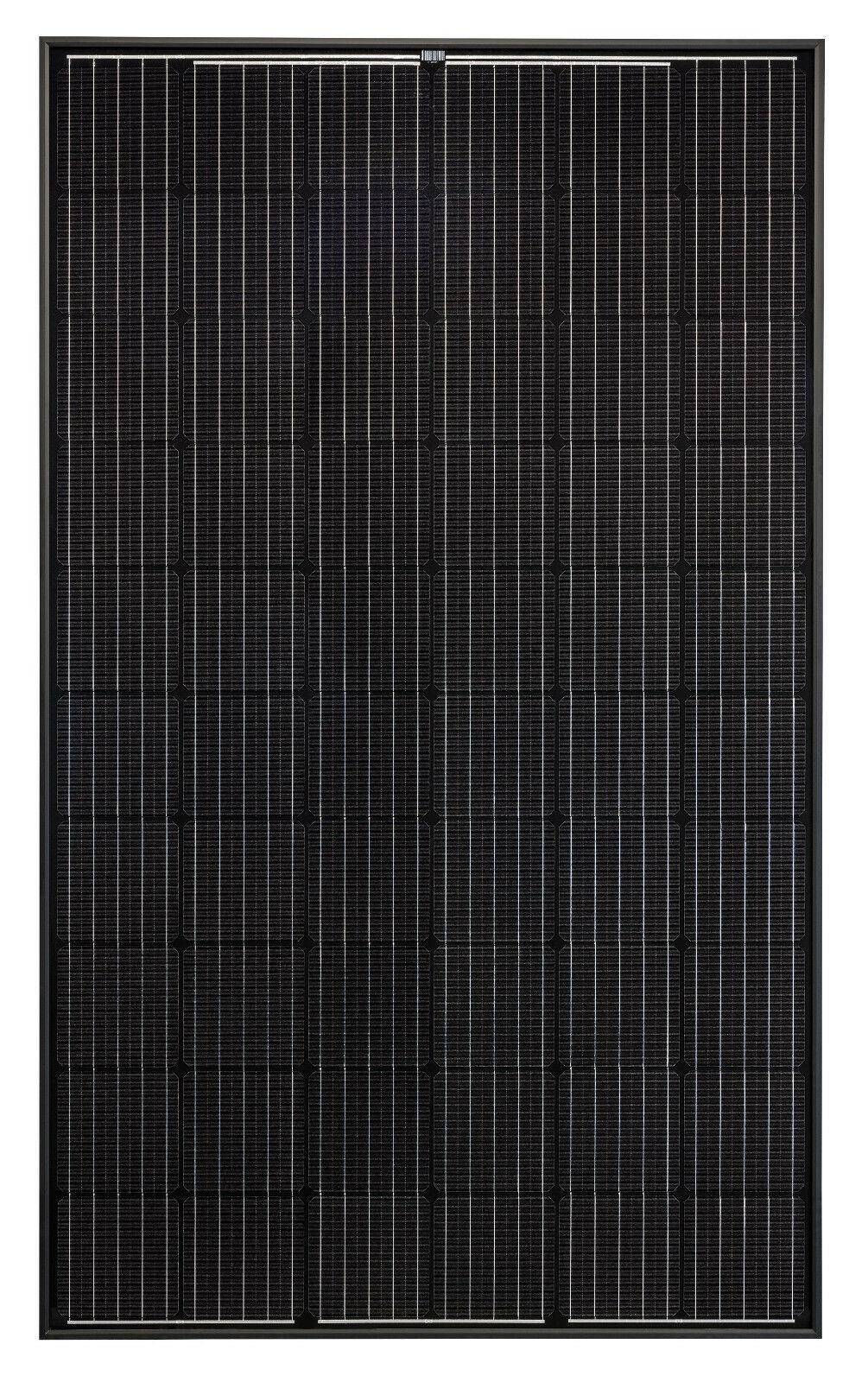 Solarpanel Black