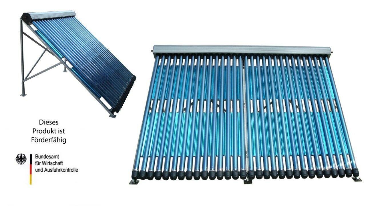 Komplettpaket Solarthermie
