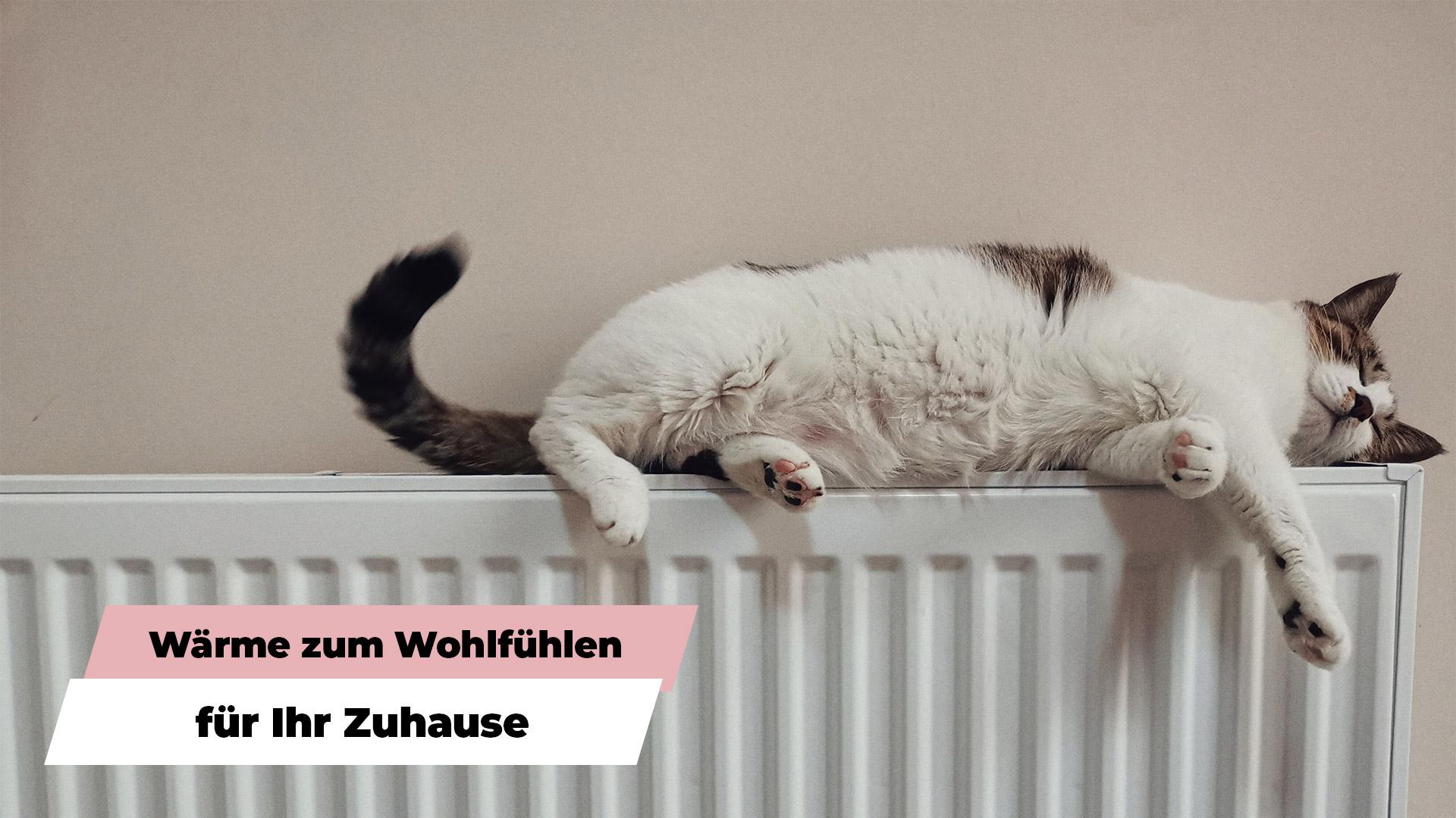 Wärme zum Wohlfühlen für Ihr Zuhause