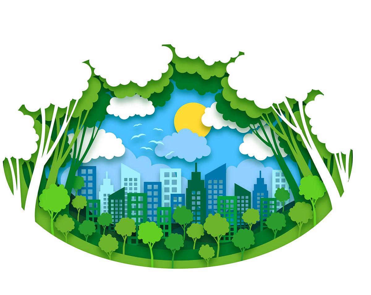 erneuerbare Energien für eine gesunde Umwelt